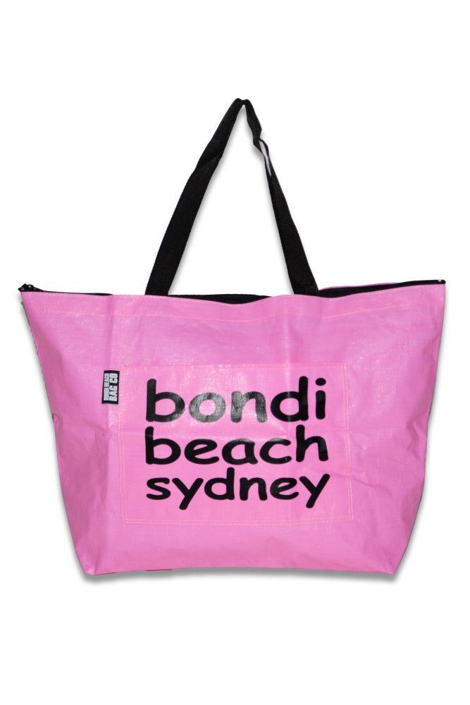 2-5365 HOTPINK | Bondi Beach Bag Co